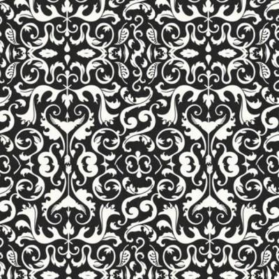 Barok zwart