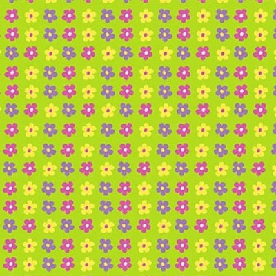 Paarse bloempjes