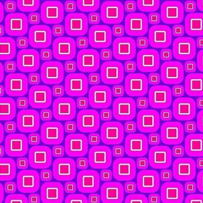 Roze blok retro