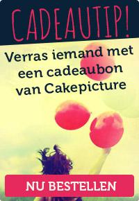 Cakepicture Cadeaubon