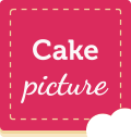 Cakepicture, 100% eetbare prints fotosprints op chocolade